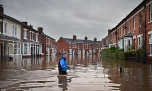 Carlisle floods 2015. Photo: Jeff J Mitchell/Getty Images