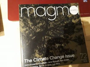 Magma - the climate change issue